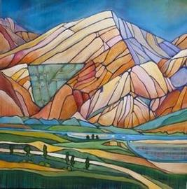 Mountain - Tony Marinus Vander Voet
